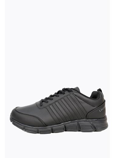 Derigo Siyah Erkek Spor Ayakkabı 702011 Siyah